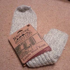 Accessories - NWT Merino Wool Socks size 6-10